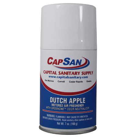 DUTCH APPLE METERED AEROSOL 7 OZ 12/CS