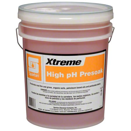 XTREME HIGH PH PRESOAK 5 GAL CAR WASH