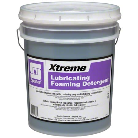 XTREME LUBRICATING FOAMING DETERGENT 5 GAL CAR WASH