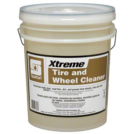 XTREME TIRE & WHEEL CLEANER  5 GAL  CAR WASH