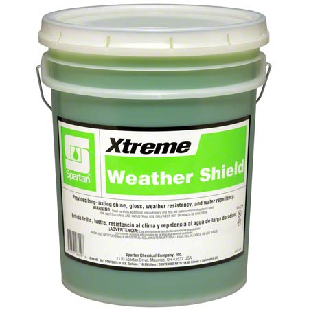 XTREME WEATHER SHIELD 5 GAL  CAR WASH