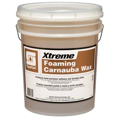 XTREME FOAMING CARNAUBA WAX   5 GAL   CAR WASH