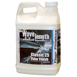 WAVELENGTH CLASSIC 25 HIGH SOLIDS FINISH 2.5G 2/CS