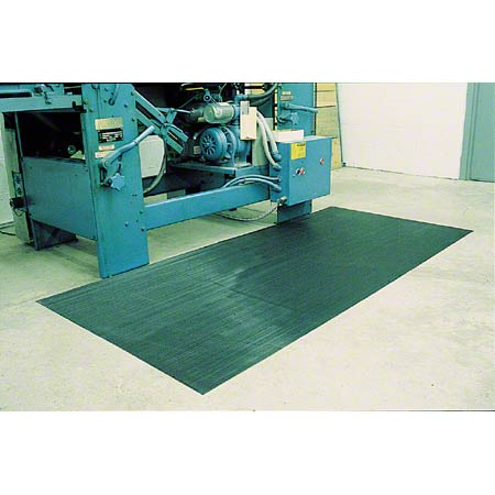 "RUBBER RUNNER 1/8"" 3X75' BLACK"