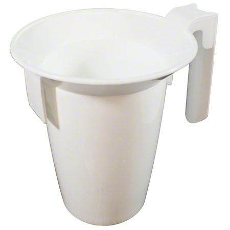 VALUE PLUS TOILET BOWL CADDY WHITE 12/CS ALSO FITS ON