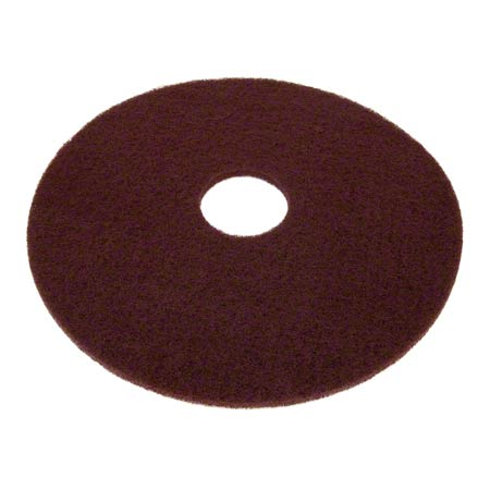 "* PRO-LINK MAROON 16"" WOOD PREP / CONDITIONING FLOOR PAD"
