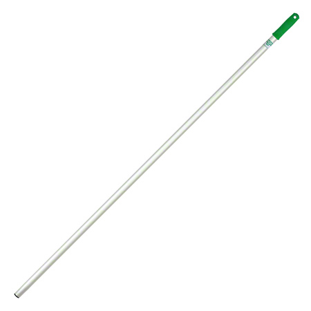 "56"" ALUMINUM FLOOR HANDLE TAPERED 10/CS FOR SQUEEGEE"