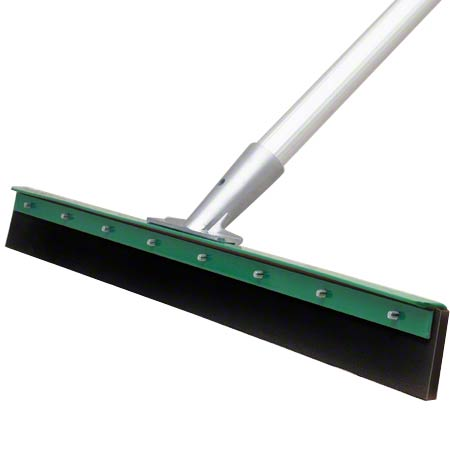 "* 24"" AQUADOZER HD STRAIGHT FLOOR SQUEEGEE 6/CS PAINTED"