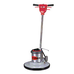 "VENOM LOW SPEED FLOOR MACHINE 20"" 1.5HP 175RPM W/PAD HOLDER"