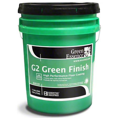 Essential G2 Green Finish Floor Coating - 5 Gal.