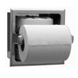 Bobrick Toilet Tissue Disp. w/Storage Space For Extra Roll
