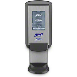 GOJO® Purell® CS4 Hand Sanitizer Dispenser - 1200 mL, Graphite
