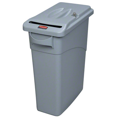 Rubbermaid® Slim Jim® Confidential Document Cont.-15 7/8
