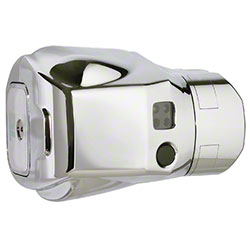 Rubbermaid® Auto Flush® Clamp For Toilet-Polished Chrome