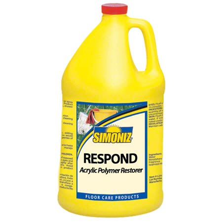 Simoniz® Respond Cleaner/Spray Buff - Gal.