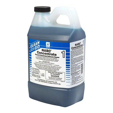 Spartan Clean on the Go® NABC® Concentrate 1 - 2 L