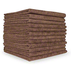 Monarch SmartChoice™ Microfiber Cloth - Brown, 49 gram