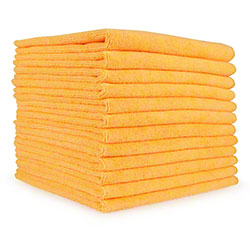 Monarch SmartChoice™ Microfiber Cloth - Orange, 49 gram