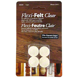 "PRO-LINK® Flexi-Felt Clear Sleeve - 3/4"" to 1"""
