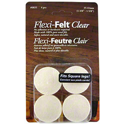 "PRO-LINK® Flexi-Felt Clear Sleeve - 1 3/8"" to 1 5/8"""
