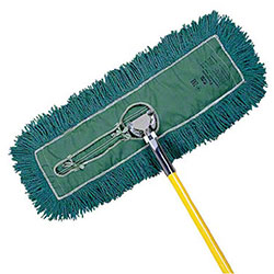 "PRO-LINK® Premium Launderable Dust Mop - 5"" x 36"""