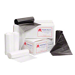 Republic Bag High Density Coreless Can Liners