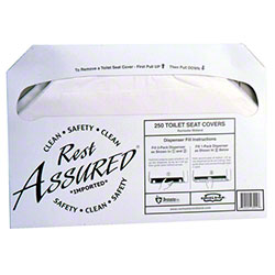 RMC 25RA-A Rest Assured® Toilet Seat Cover - 2500