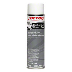 Betco® Stainless Steel Cleaner - 17 oz. Aerosol