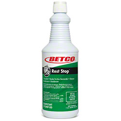 Betco® Rest Stop™ Disinfectant Restroom Cleaner - Qt.