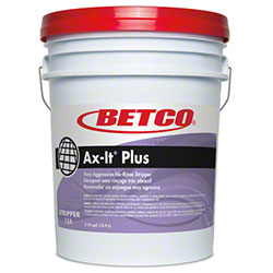 Betco® Ax-It® Plus Stripper - 5 Gal. Pail