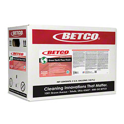 Betco® Green Earth® Floor Finish - 5 Gal. BIB