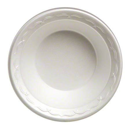Genpak® Celebrity Foam Bowl - 5 oz., White