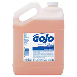 GOJO® Body & Hair Shampoo - Pour Gal.