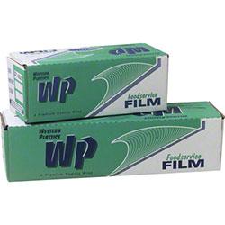 "Western Plastics Foodservice Film - 12"" x 2000'"