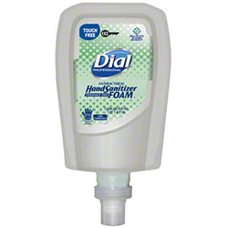Dial® Hand Sanitizer Foam Fit™ Touch-Free X2 Refill