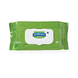 Medline Aloetouch® Personal Cleansing Wipe - 100 ct.