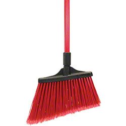 O Cedar® MaxiSweep™ Angle Broom w/Red Handle