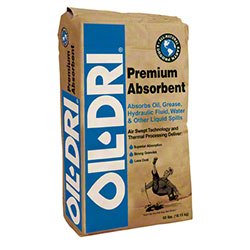 Oil-Dri® Premium Absorbent - 50 lb. Paper Bag
