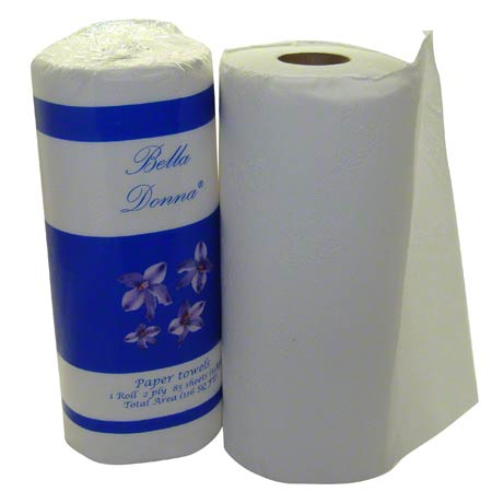 Roses™ Bella Donna Kitchen Roll Towel - 85 ct.