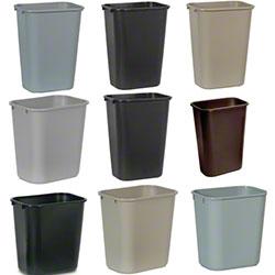 Rubbermaid® Deskside Wastebaskets