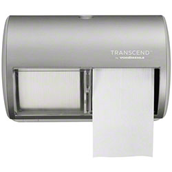 Von Drehle Transcend™ Side By Side Micro-Core Dispenser