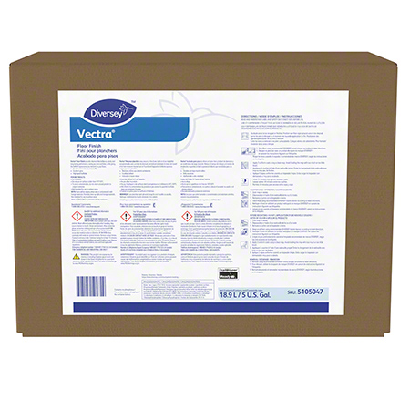 Diversey™ Vectra® Floor Finish - 5 Gal. BIB