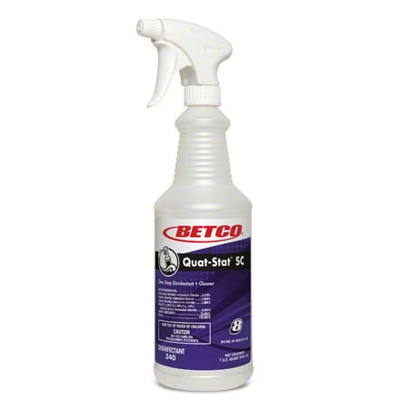 Betco® Quat-Stat™ SC Empty Spray Bottle