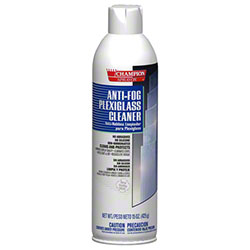 Champion Sprayon® Anti-Fog Plexiglass Cleaner - 15 oz.