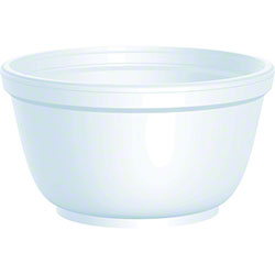 Dart® Foam Bowl - 10 oz.