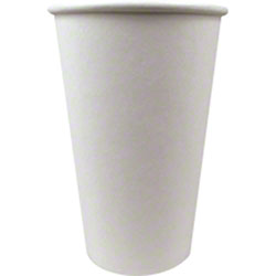 Empress™ White Paper Hot Cups