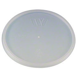 WinCup® Translucent Vented Lid For Cups & Containers