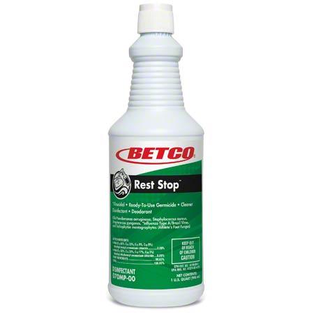 Betco® Rest Stop™ Disinfectant Restroom Cleaner - Qt.
