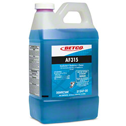 Betco® AF315 Disinfectant - 2 L FastDraw®