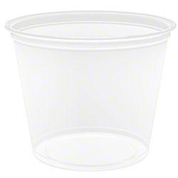 Dart® Conex® Complements® - 5 1/2 oz. Clear